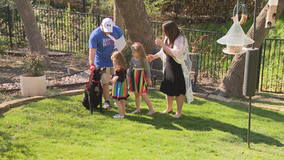 Wylie family credits their dog, Marley, with helping fight off knife-wielding home intruder