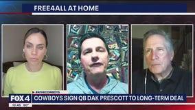 Free4All: David Moore breaks down Dak Prescott's new deal