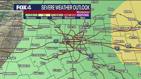 March 23 evening forecast