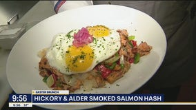 Smoked Salmon for Easter Brunch