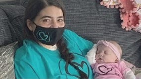 Michigan woman survives double lung transplant after battling COVID-19 during pregnancy