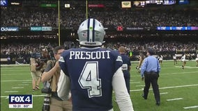 Cowboys reach long-term deal with quarterback Dak Prescott