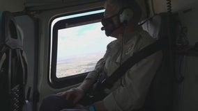 Gov. Abbott visits South Texas border to address surge of unaccompanied children