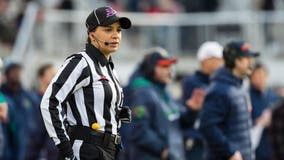 Maia Chaka becomes 1st Black woman named to NFL's officiating staff