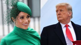 Trump says he'd have 'even stronger feeling' to enter 2024 presidential race if Meghan Markle runs