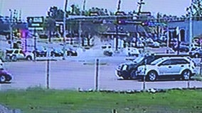 Road rage investigated as possible cause in Dallas accident caught on camera