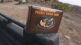 Deal or Dud: Sportsman Pocket Chainsaw