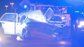 1 critically injured after early morning crash in Farmers Branch