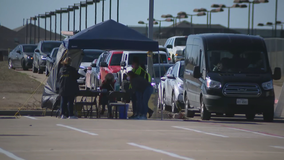 Forney ISD vaccinates 600 employees at drive-thru clinic