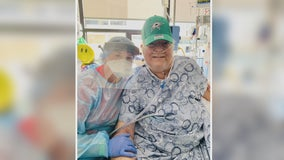 Coppell man recovers from COVID-19 after 9 months in hospital