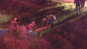 Man rescued after falling into drain at Lake Cliff Park in Dallas
