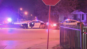 Man told police he was shot by person who was driving around, firing shots into the air in Dallas