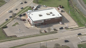 Wylie officer assisting injured woman fatally shoots man outside CVS