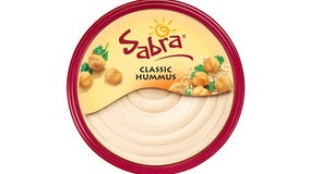 Sabra recalls hummus product over salmonella concerns