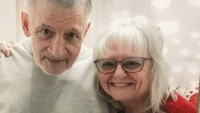 Wife takes nursing home job to still see husband and comply with COVID-19 restrictions
