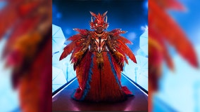 'The Masked Singer' reveal: The Phoenix gets extinguished