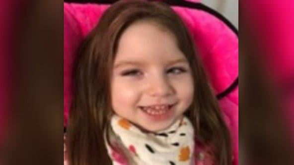 3-year-old girl abducted in College Station found in Oklahoma