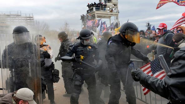 Rioters maced, trampled Capitol officers: New documents show depth of Jan. 6 attack