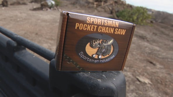Deal or Dud: Sportsman Pocket Chainsaw