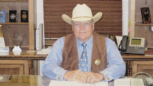 Funeral held Friday for Parker County Sheriff Larry Fowler