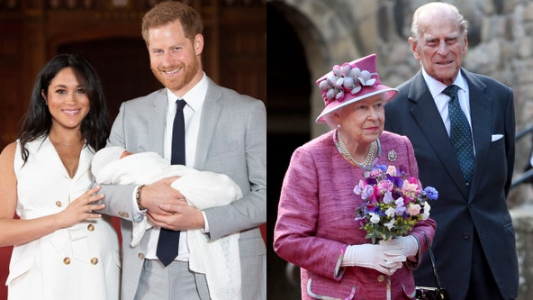 Prince Harry told Oprah Queen Elizabeth, Prince Philip were not part of conversations over Archie's skin tone