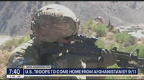 Biden wants U.S. troops out of Afghanistan by 9/11