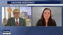 Epidemiologist addresses vaccine hesitancy and safety concerns
