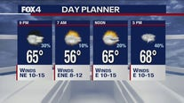 April 14 evening forecast