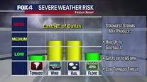 April 9 overnight forecast