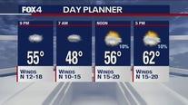 April 16th Evening Forecast