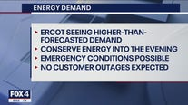 ERCOT unexpectedly calls for energy conservation in mid-April