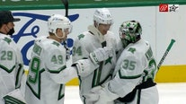 Stars get shootout win over Red Wings to boost playoff push