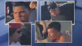Police searching for suspects who assaulted tow truck driver at Nelk Boys meetup in Fort Worth