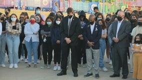 Vigil held for Allen family of 6 killed in apparent murder-suicide