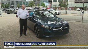 Ed Wallace: 2021 Mercedes A220