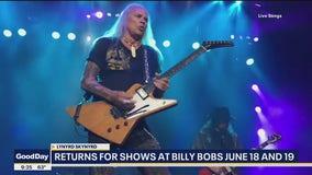 Lynyrd Skynyrd returns for shows at Billy Bobs
