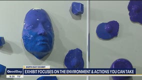 Earth Day exhibit at Galleria Dallas focuses on making a positive impact