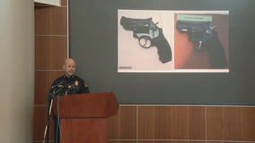 Dallas police release photo of replica handgun suspect pointed at officers before fatal shooting