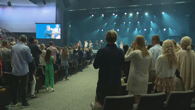 Many North Texans attend in-person church services for Easter Sunday