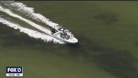 Environmental concerns mount as millions of gallons of wastewater head towards Tampa Bay
