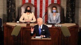 Biden address to Congress: President pushes policy goals, says US 'turning peril into possibility'