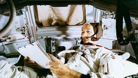 Astronaut Michael Collins, part of Apollo 11 crew, dies at 90