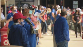 Texas Rangers facing criticism from Tarrant County health director over near-capacity crowd