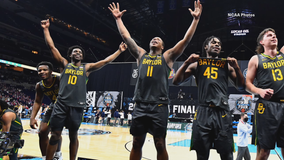Baylor nearly flawless in title game rout of Gonzaga