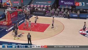 Doncic's 26 points lead Mavericks past Wizards 109-87