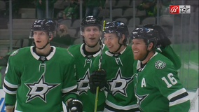 Stars, on rookie Jason Robertson's 2 goals, top Panthers 4-1