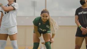 After beating cancer, Frisco Reedy's Nahla Turner makes college soccer comeback
