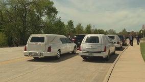 Funeral held for Allen family killed in murder-suicide