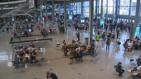 FEMA vaccination hub in Arlington moves to AT&T Stadium