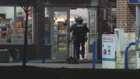 SWAT team rescues hostage in Dallas convenience store attack
